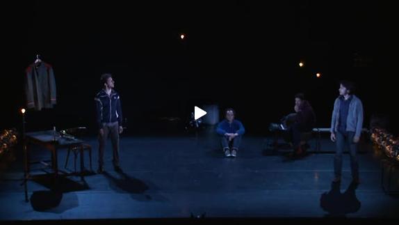 """Vidéo """"Un fils de notre temps"""", m.e.s. Jean Bellorini, présentation"""