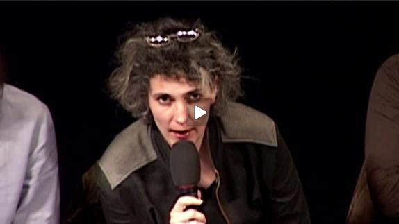 """Vidéo """"Yukonstyle"""", présentation du spectacle par Célie Pauthe"""