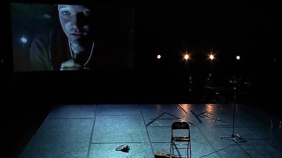 """Vidéo """"Hamlet"""", m.e.s. Boris Nikitin - Bande-annonce"""
