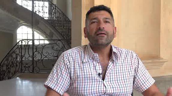 """Vidéo Pedro Kadivar, """"Les premiers textes de théâtre"""""""