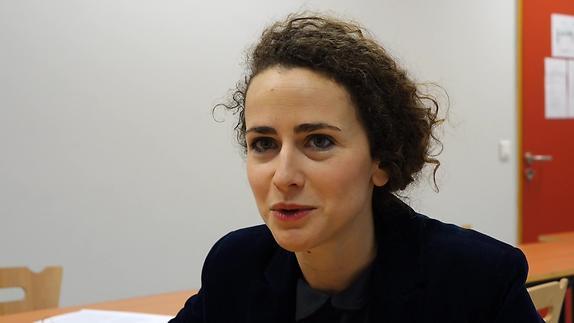 """Vidéo Joséphine Serre, """"L'écriture au jour le jour"""""""