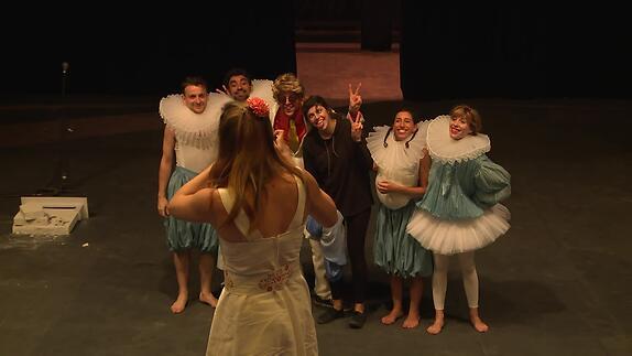 Vidéo Grégoire Aubin et Marceau Deschamps-Ségura - Juliette, le commencement - Extrait