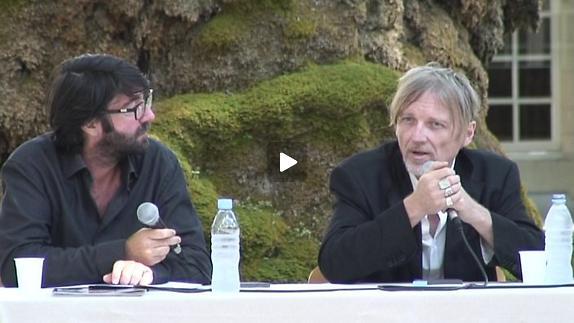 Vidéo Conférence de presse avec Jan Lauwers...