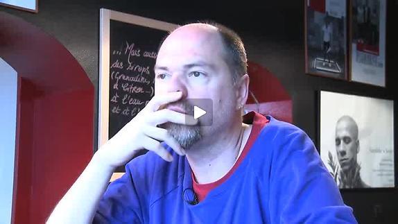 "Vidéo ""Nusch"", entretien avec Frank Vercruyssen - tg STAN"