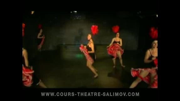 """Vidéo """"La Chauve-souris"""" (extr 2), opérette de Johann Strauss fils, Emile Salimov"""
