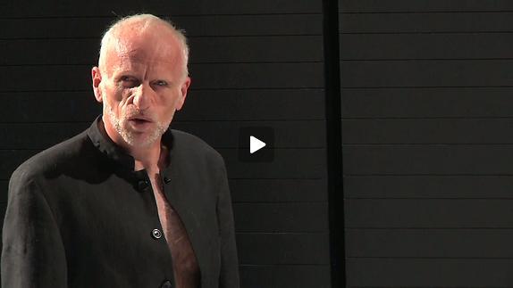 """Image du spectacle """"Avril 08, conte moderne"""", présentation vidéo"""