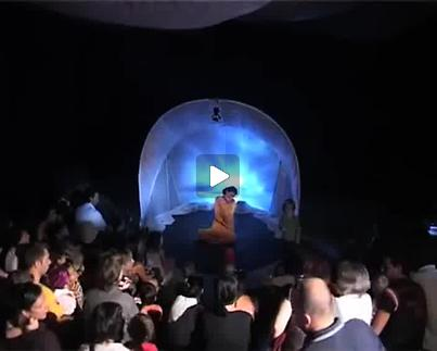 "Vidéo ""Sisale"" de Anna Fascendini et Bruna Pellegrini, extraits"