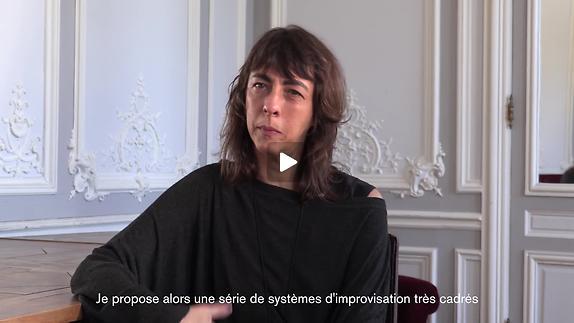 "Vidéo ""Ithaque"" - Rencontre avec Christiane Jatahy (1/4)"