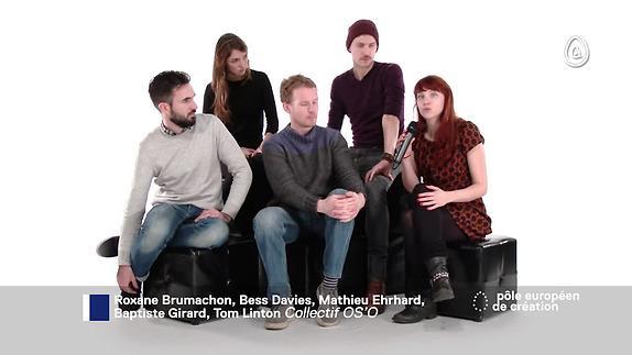Vidéo Collectif OS'O, artistes du campus