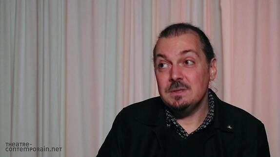 """Vidéo """"K/C"""", présentation par Fabine Arca"""
