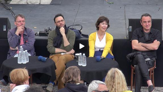 """Vidéo """"Dialogues artistes-spectateurs"""" autour du """"Prince de Hombourg"""""""