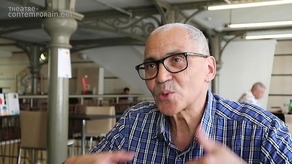 """Vidéo Ahmed Madani, """"Le premier texte de théâtre"""""""