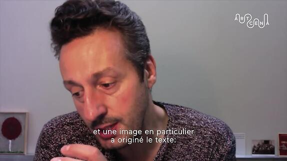 """Vidéo """"Les Séparables"""" présentation par  Fabrice Melquiot"""