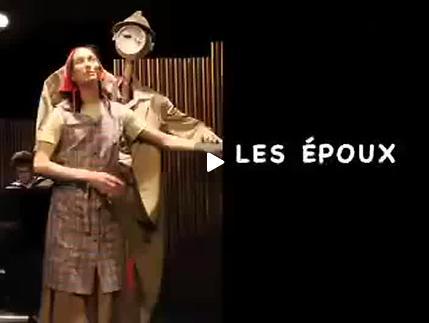 Vidéo Bande-annonce de Les Epoux
