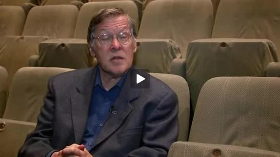 """Vidéo """"Au Bois lacté"""", d'après D. Thomas, entretien avec Stuart Seide et extraits"""