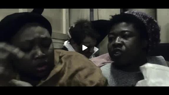 """Vidéo Taxi Brousse - """"Odyssées"""" de G. Akakpo par la Cie Hercub'"""