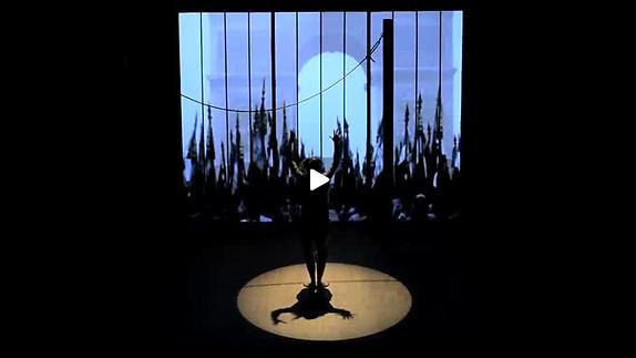 Vidéo Mutin! de Luc Tartar, m.e.s. Gil Bourasseau, extraits