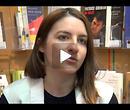 Vidéo Alexandra Badea / L'appropriation du texte