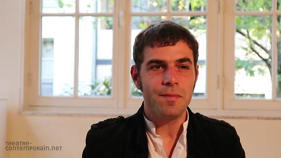 """Vidéo Nathanaël Frérot, """"L'écriture au jour le jour"""""""