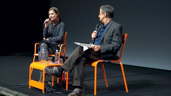 """Vidéo Rencontre avec Chloé Dabert pour """"Iphigénie"""""""