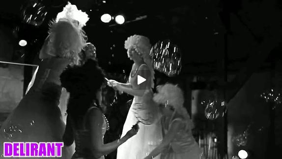 """Vidéo """"Royal Bubble"""" - Cie Murmurs - Présentation"""