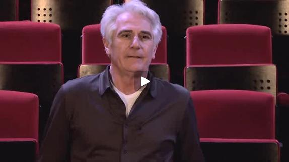 """Vidéo """"Le Dibbouk"""", m.e.s. B. Lazar - Présentation par Jean-Pierre Jourdain"""
