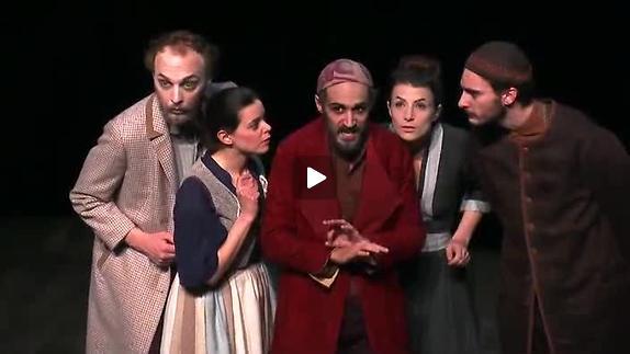 """Vidéo """"La folie Sganarelle"""", m.e.s. Claude Buchwald"""