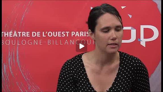 """Vidéo """"L'or et la paille"""", entretien avec Jeanne Herry"""