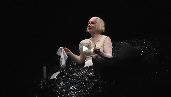 """Vidéo """"Oh les beaux jours"""", m.e.s. Blandine Savetier, extraits"""