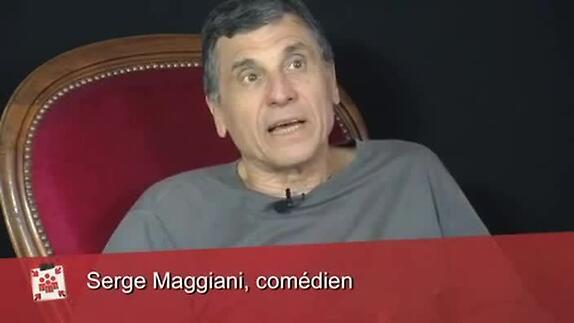 """Vidéo """"Nous n'irons pas ce soir au paradis"""", présentation par Serge Maggiani"""