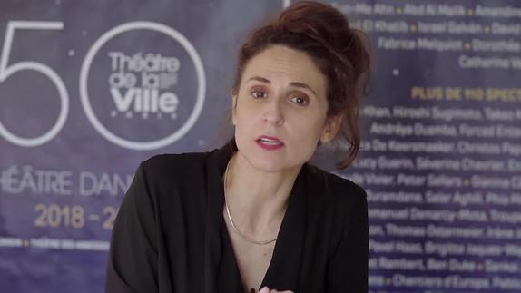 """Vidéo """"Soleil blanc"""" Joël Jouanneau, présentation par Julie Bères"""