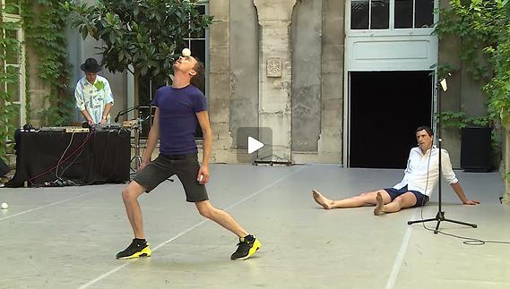 """Vidéo Halory Goerger & Martin Palisse - """"Il est trop tôt pour un titre"""" - Extrait"""