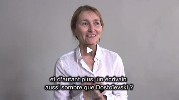 "Vidéo ""Le Songe de Sonia"" - Entretien avec Tatiana Frolova"
