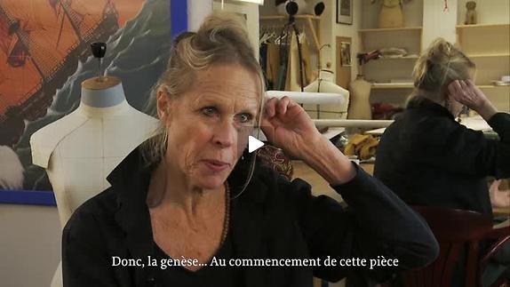 Vidéo Now - Carolyn Carlson (Entretien et répétitions)