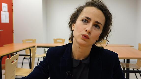 "Vidéo Joséphine Serre, ""Amer M"", l'origine"