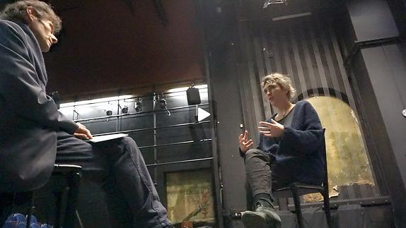 """Vidéo """"Un amour impossible"""" - Entretien avec Célie Pauthe"""