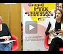 Vidéo Rencontre avec Alexandra Badea