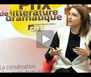 "Vidéo ""Pulvérisés"" d'Alexandra Badea / Les difficultés d'écriture"