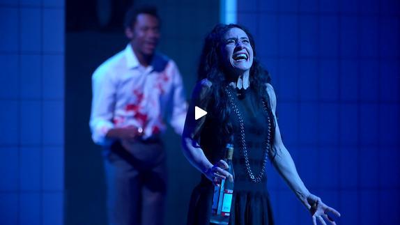 "Vidéo ""Macbeth"" de William Shakespeare, m.e.s. Stéphane Braunschweig - Teaser"