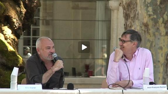 """Vidéo Éric Vigner pour """"La Faculté"""""""