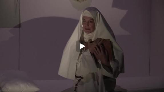 "Vidéo ""Ödipus der Tyrann"" de F. Hölderlin, m.e.s. Roméo Castellucci - Bande-annonce"