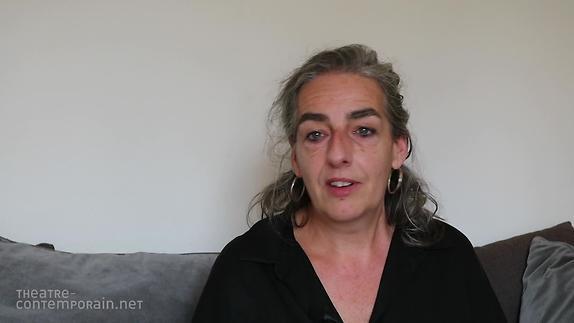 """Vidéo Veronika Mabardi, """"L'écriture au jour le jour"""""""