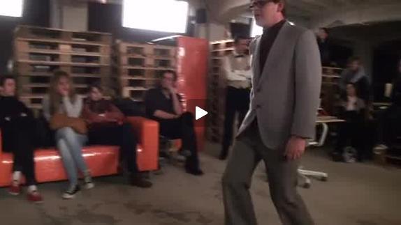 """Vidéo """"Utopie 2"""", extraits"""