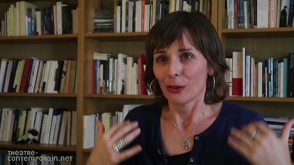 """Vidéo """"L'île jadis"""" présenté par Sabine Tamisier"""