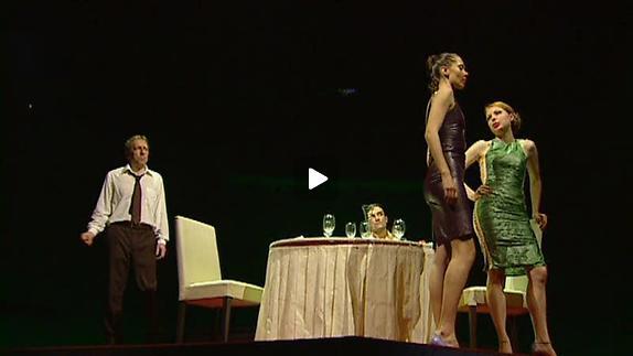 """Vidéo """"La Suspension du plongeur"""", m.e.s. Lionel Spycher - VOD"""