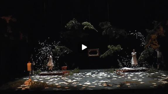 """Vidéo """"L'Eveil du printemps"""", m.e.s. Léa Sananes"""
