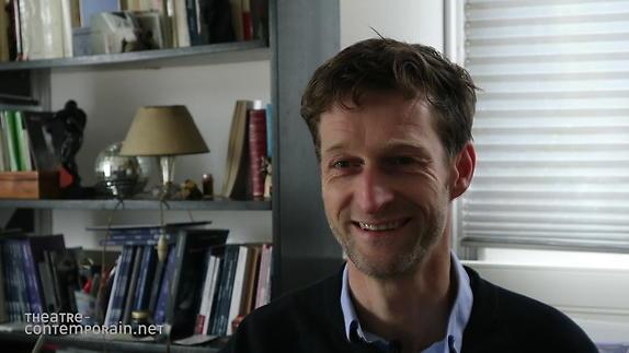 """Vidéo Pierre Guillois, """"La découverte du théâtre"""""""