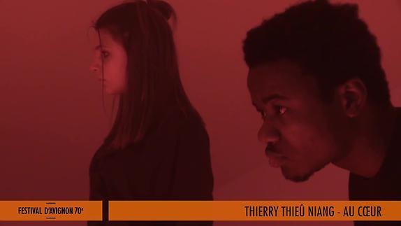 "Vidéo Thierry Thieû Niang - ""Au coeur"""