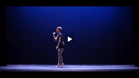 """Vidéo """"Le corps"""" (danse en lévitation)"""