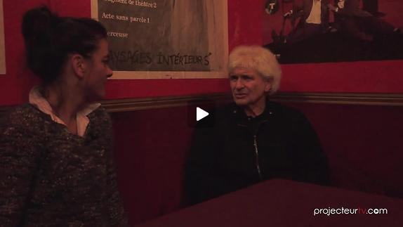 """Vidéo """"Le Dépeupleur"""" de Samuel Beckett, présentation par Alain Françon"""